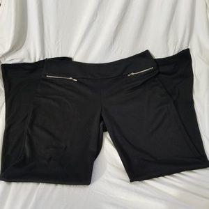 New York & Company Black Stretch Pants
